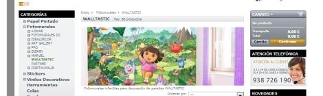 Decoracion Infantil - Papeles Pintados y Fotomurales